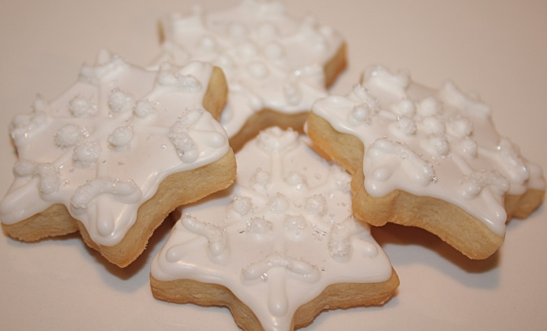 Snowflake Cookie (small)
