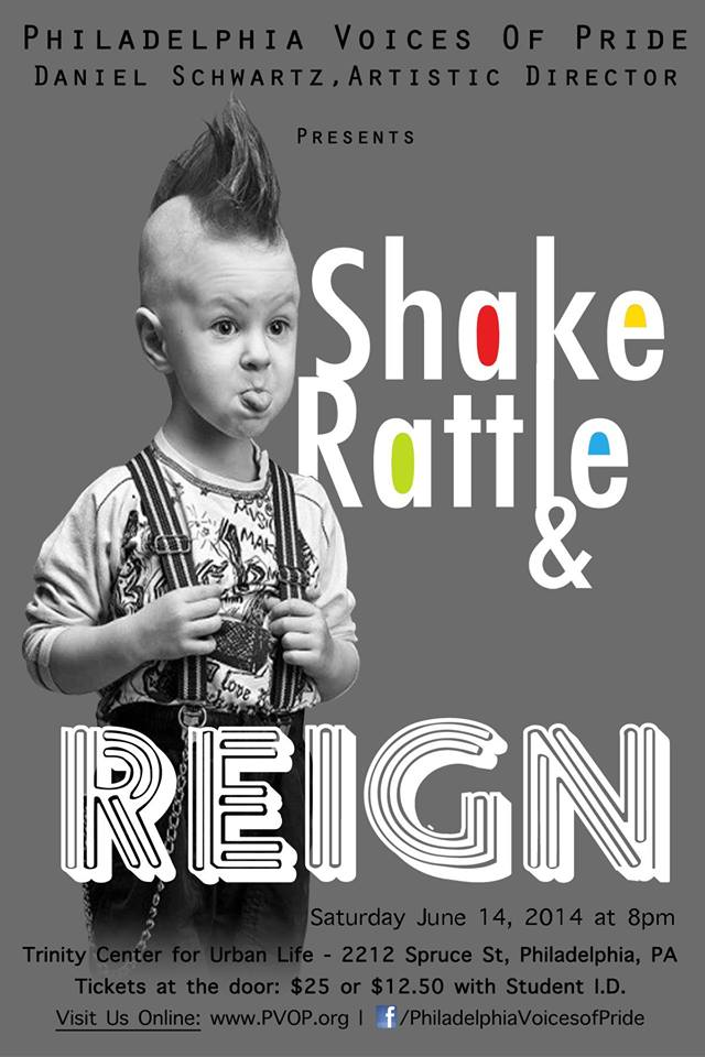 Shake, Rattle & Reign