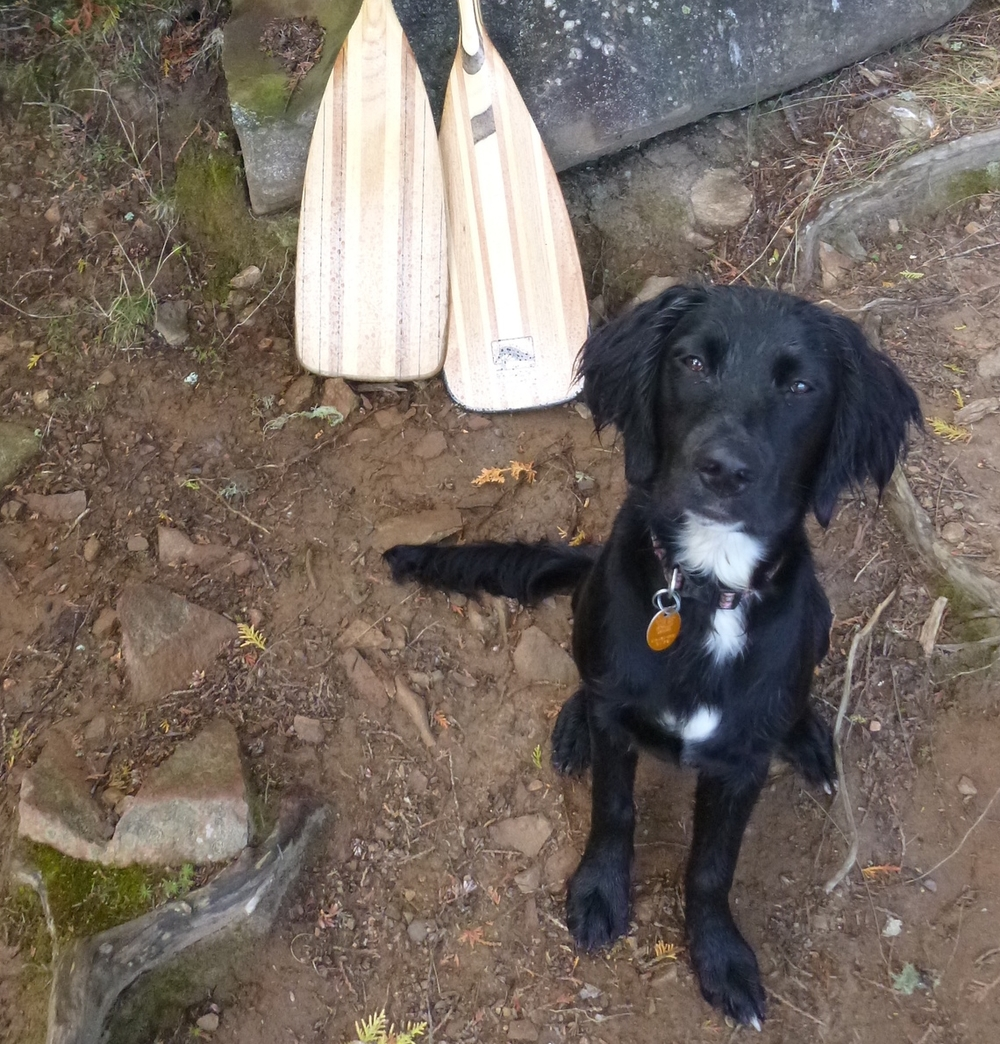June's First Canoe Trip.JPG