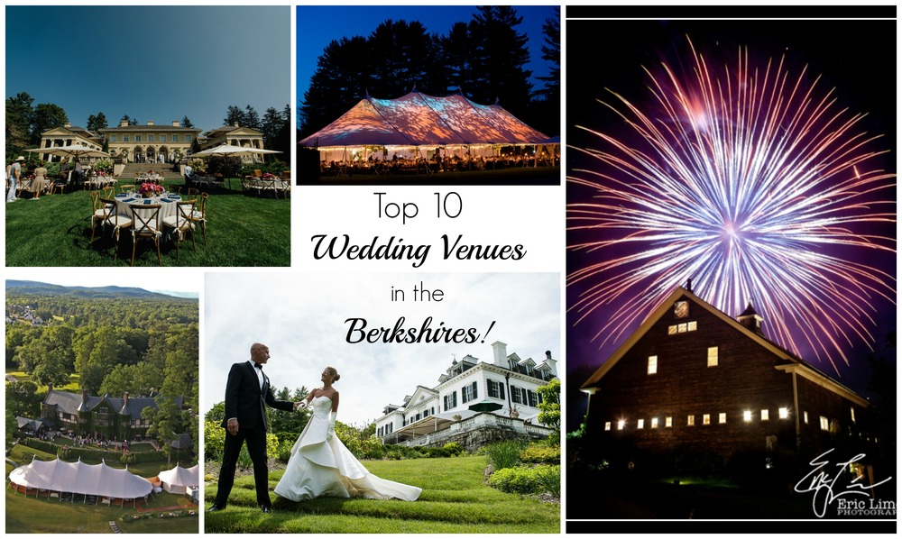 15 Best Destination Wedding Locations On A Budget: Top 10 Wedding Venues In The Berkshires