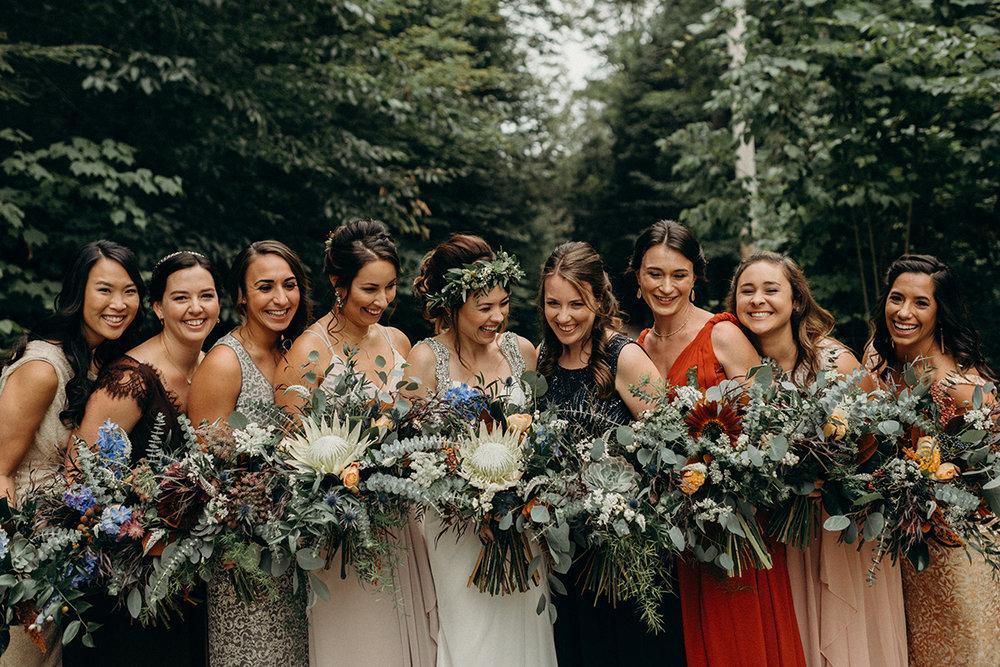 Bohemian Chic Wedding