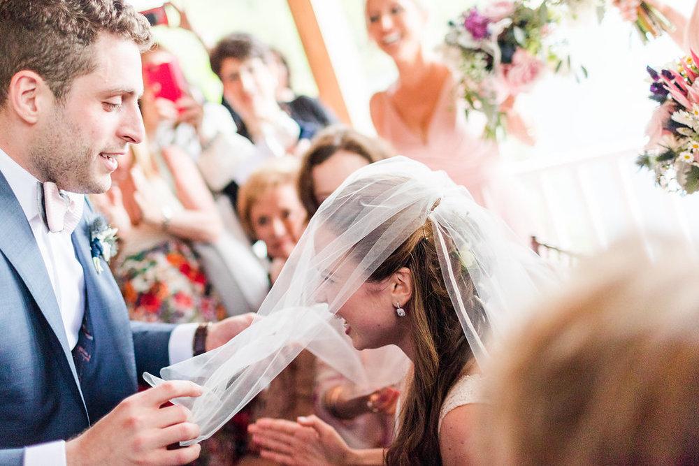 Tara Consolati Jewish Wedding