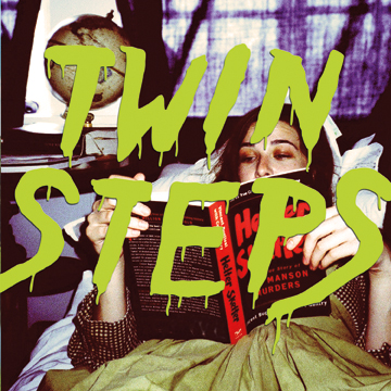 "Twin Steps ""Plague Songs"" 7"" (GO-63)"