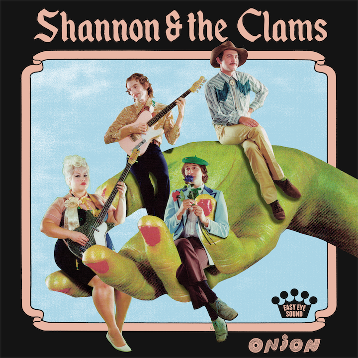 Spend Valentines Day With Shannon & The Clams at 1-2-3-4 Go! - Wedensday February 14th! ALL AGES and FREE!In celebration of their new album
