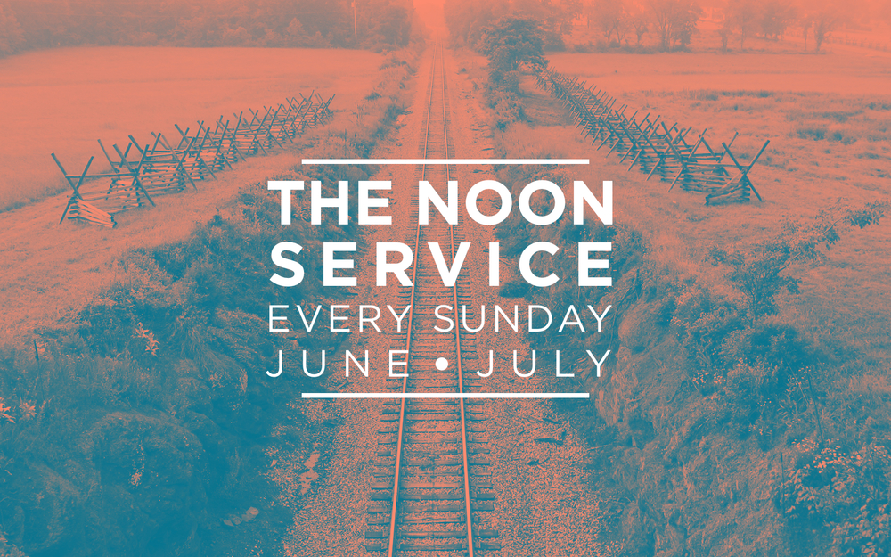 "2016 - ""The Noon Service"""