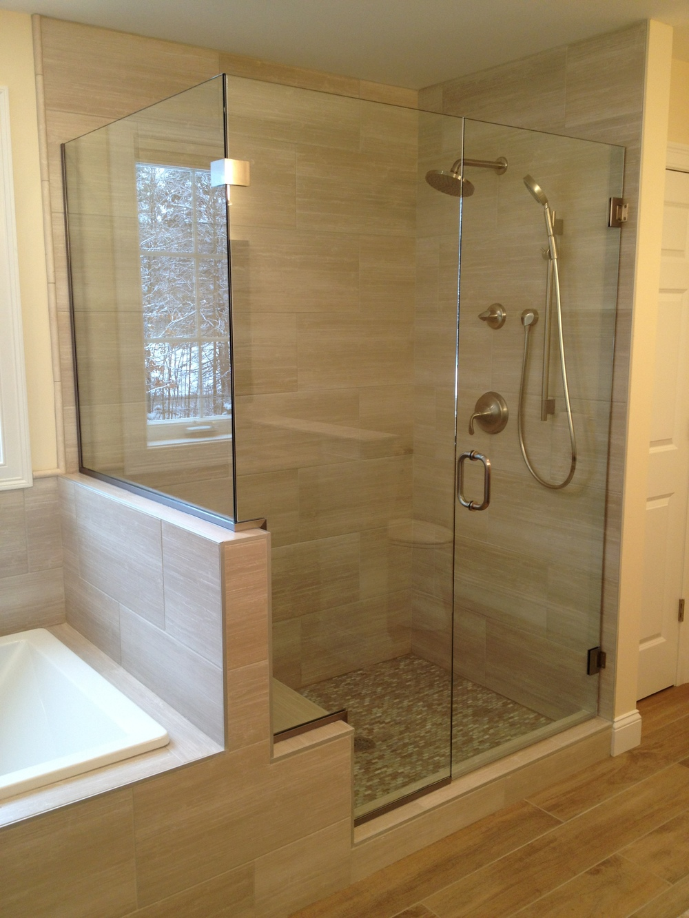 Shower Door Gallery — Franklin Glass Company
