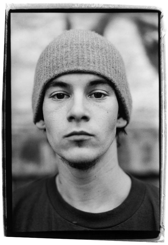 Portraits — Ari Marcopoulos