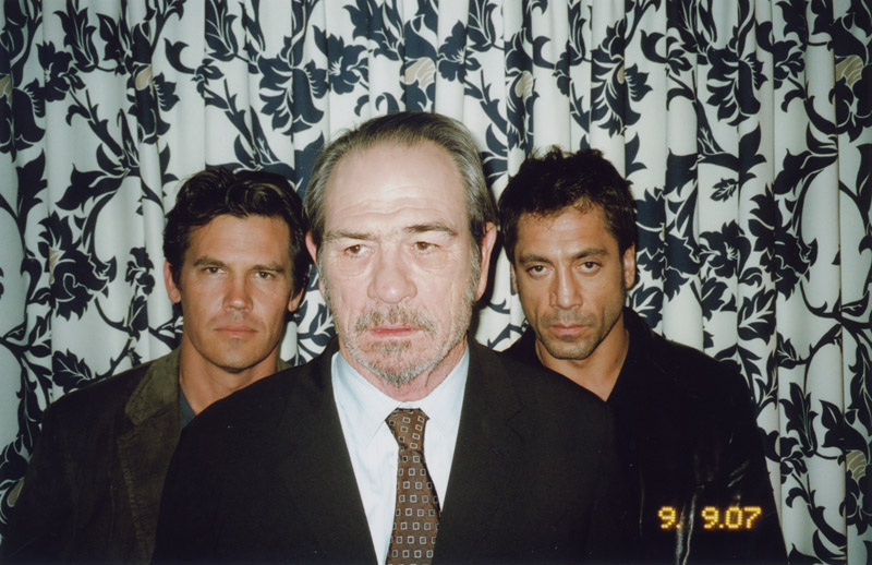 Josh Brolin - Tommy Lee Jones - Javier Bardem