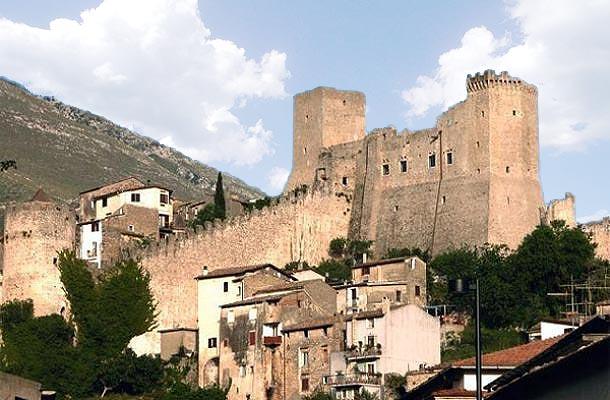 Itri Castle