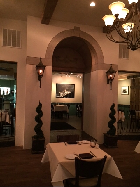 New Dining room archway