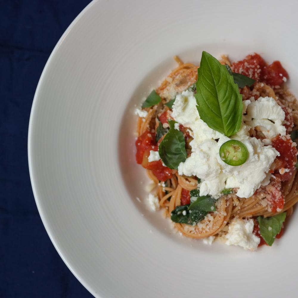 classic-spaghetti-goat-cheese-spinach.JPG