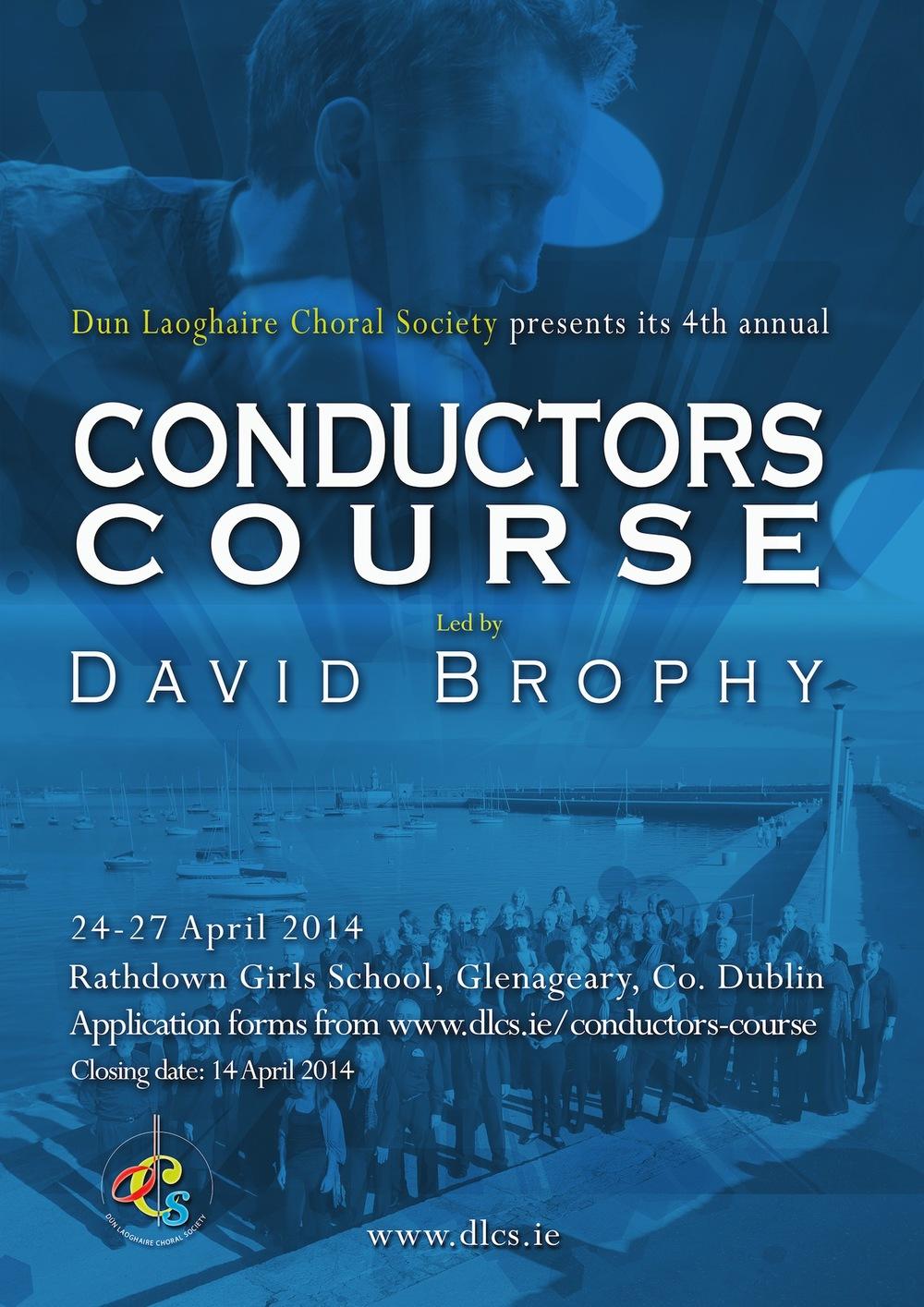 Conductors Course 2014