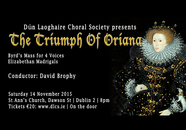 The Triumph of oriana, 14 November 2015