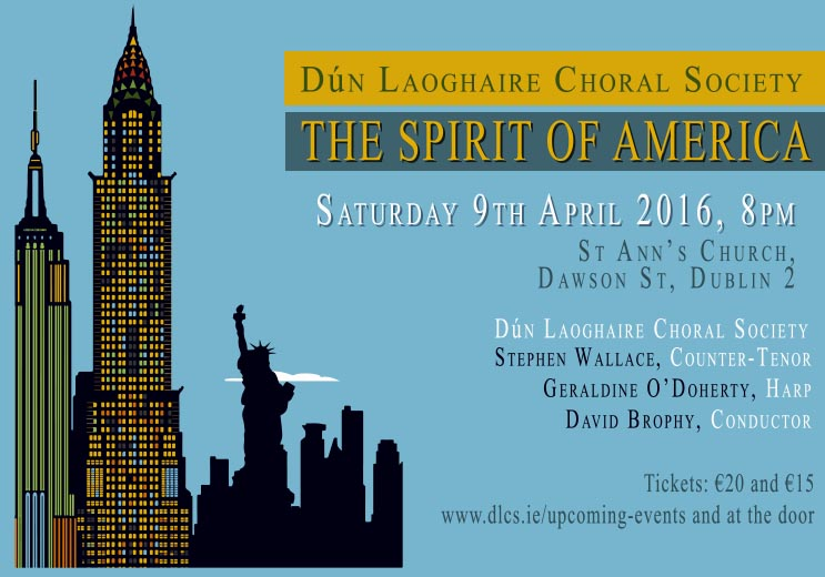 THE SPIRIT OF AMERICA, 9 APRIL 2016