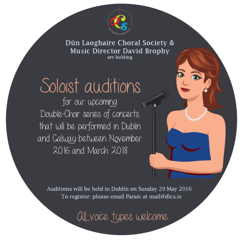 DLCS Soloist Auditions