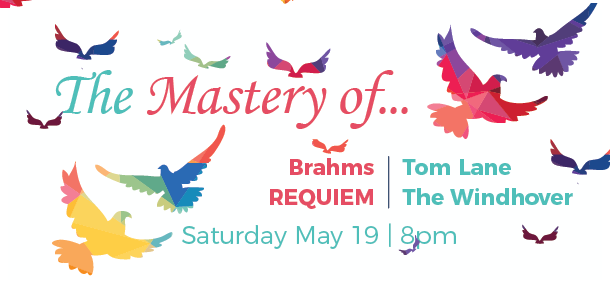 brahms requiem & the windhover 19 may 2018