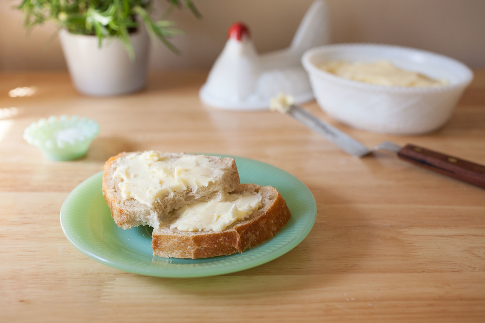 Homed Butter recipe