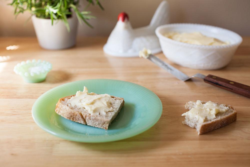 Homed Butter recipe