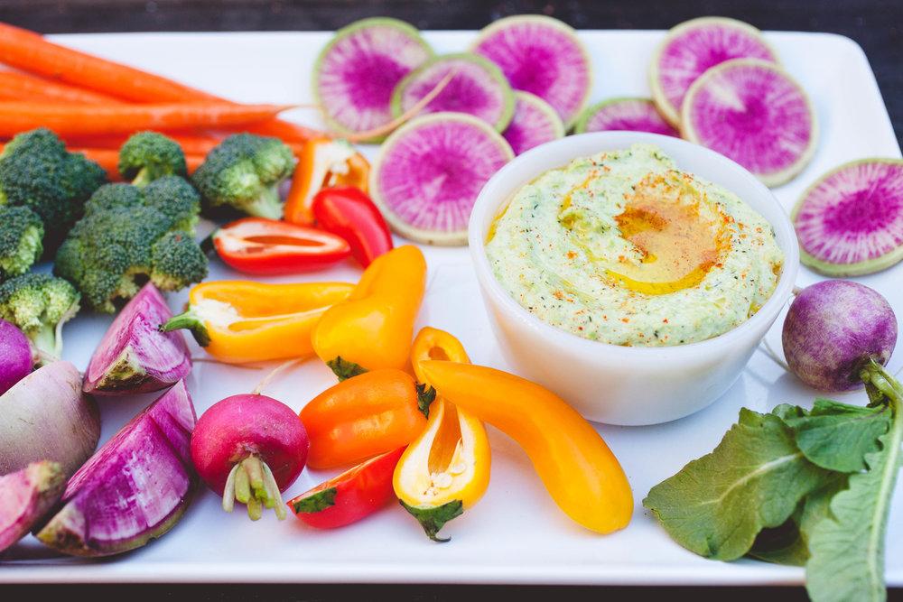 Edamame Hummus recipe