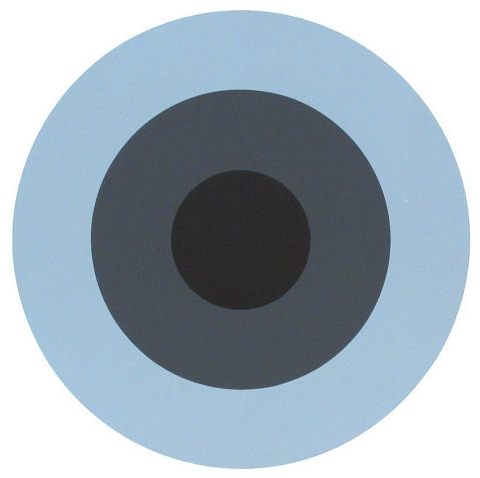 Andrew Mecum, Concentric Composition 1