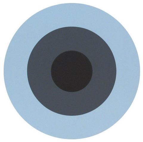 Andrew Mecum,   Concentric Composition 1