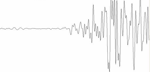 Earthquake seismograph from Purdue University