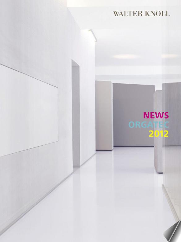 Orgatec News 2012