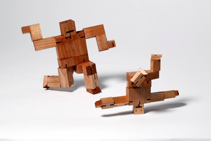 Cubebots.
