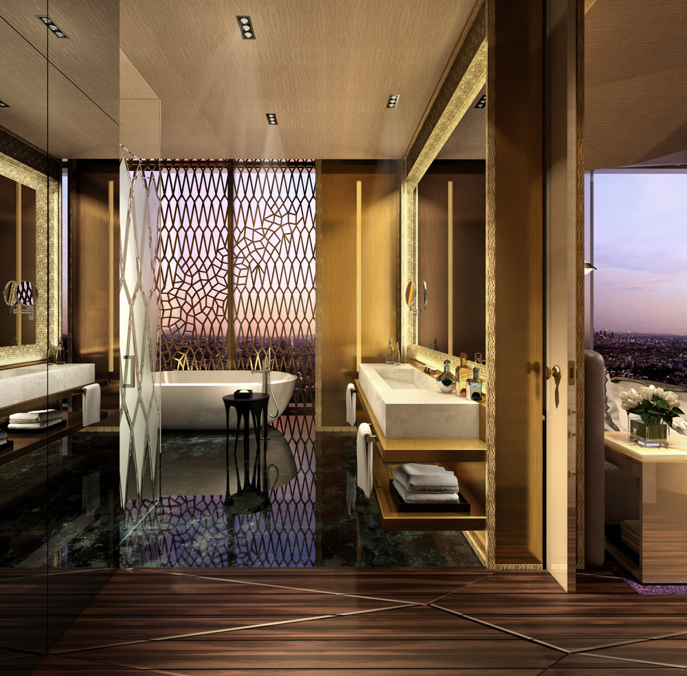 Middle East Hotel Competition.