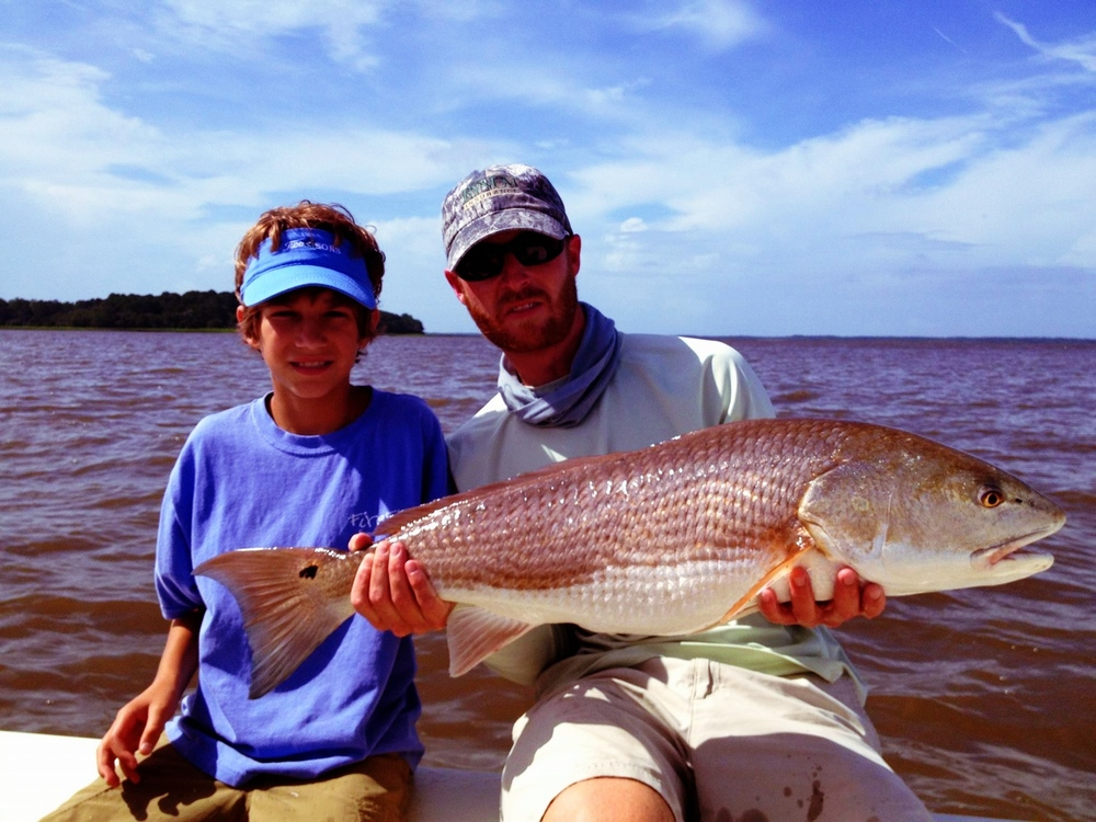 Charleston Redfish
