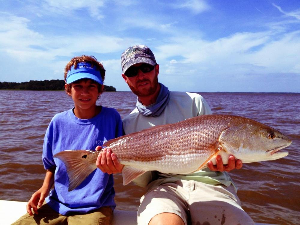 Charleston Redfish