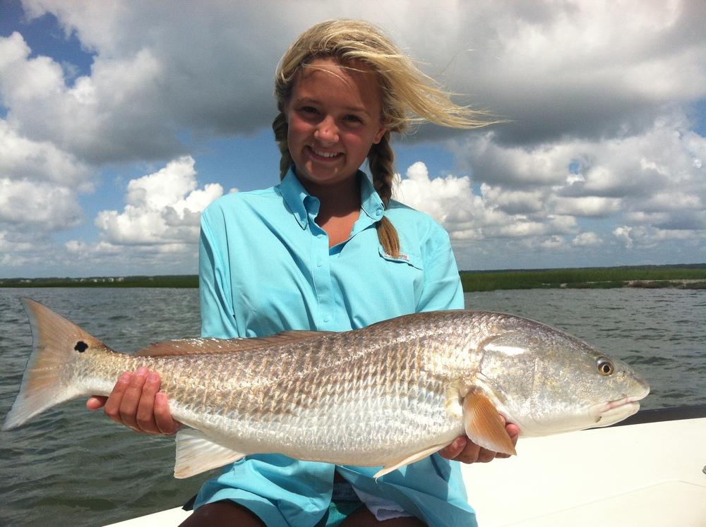 Redfish Charleston