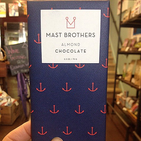 Just because it's Friday and we're feeling a bit wild, we're giving away a delicious Almond @mastbrothers chocolate bar. The deal is, you have to be the 13th person to walk through our door AND say the secret password (Mast Brothers) and this delicious chocolate bar is yours to enjoy at The Sunken Gardens screening of The Wizard of Oz tonight! #fridayfunday #freechocolate #secretpasswords #artisan #brooklyn #supportlocal