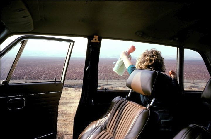 Emily in the San Joaquin Valley  |  1978