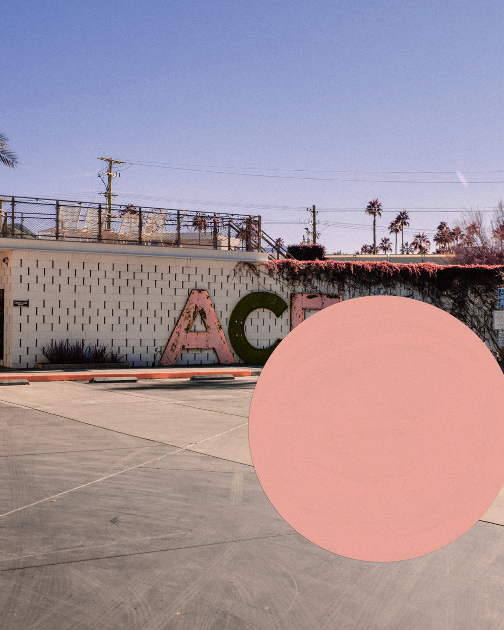 SOLACE — Palm Springs, CA; 2018
