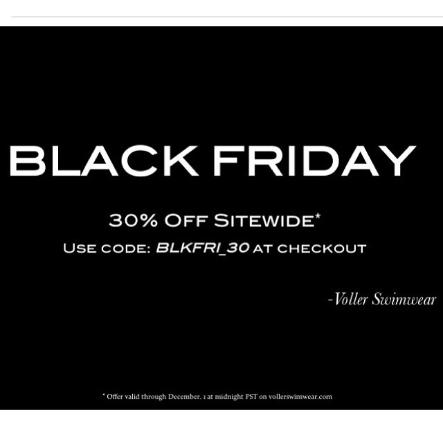 It's been a while...Happy Black Friday till December 1st at Midnight PST. Use code: BLKFRI_30 at checkout for 30% off sitewide!!