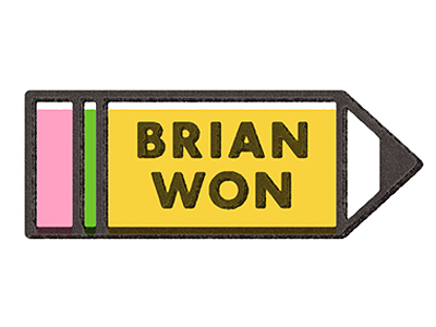 BRIAN WON | ILLUSTRATION & BOOKS