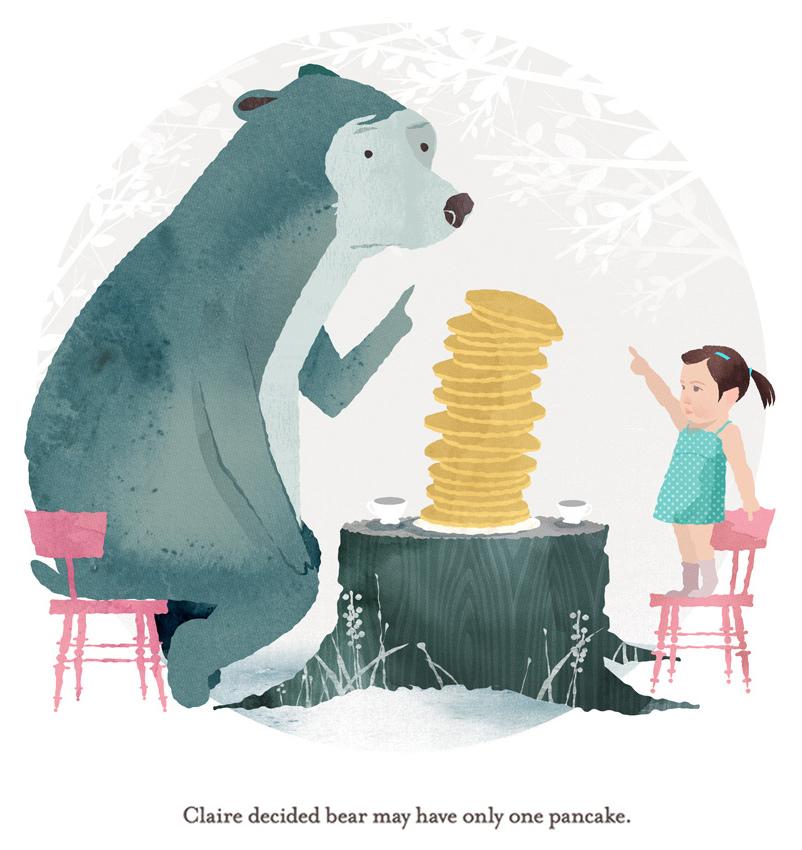 Claire & Bear