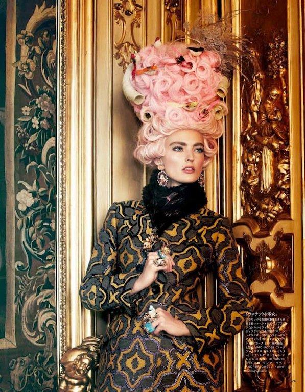 Vogue Italia 2010