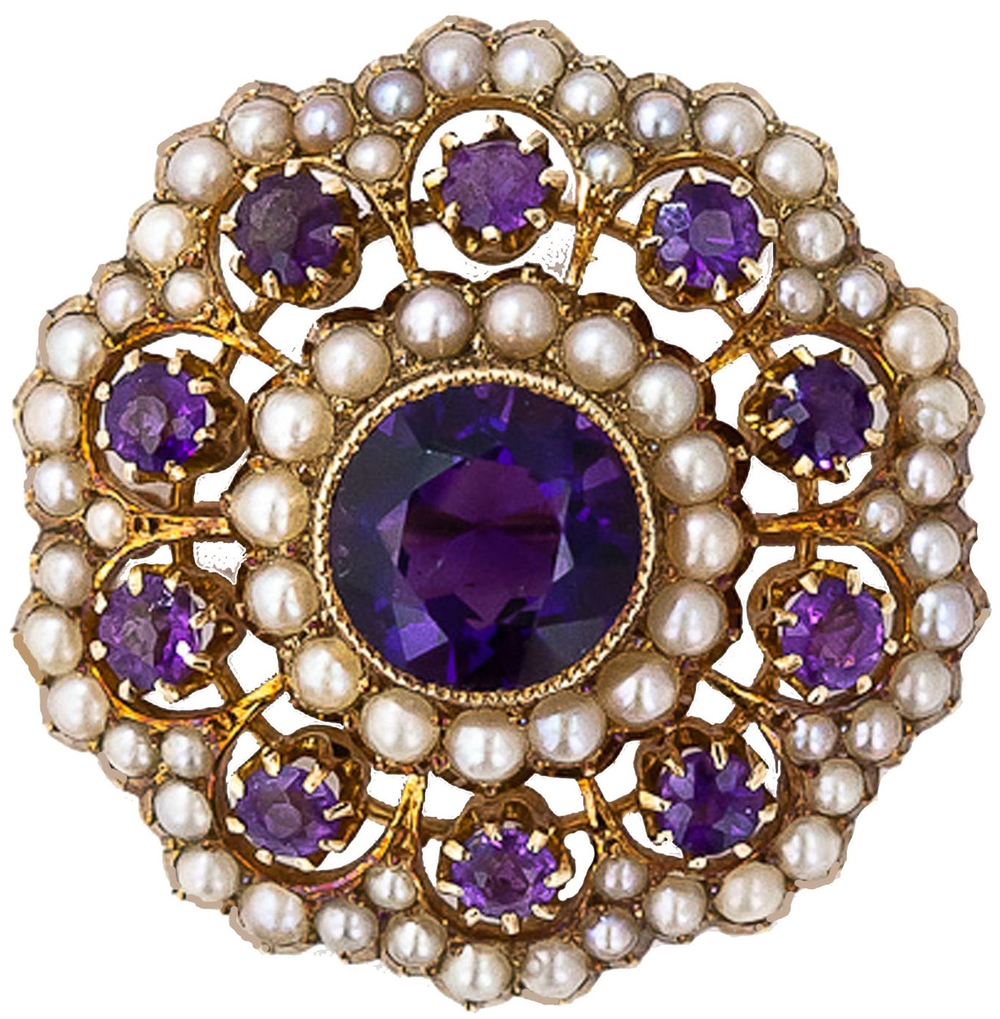 Purple & Gold Brooch round.CB.240 copy 2.jpg