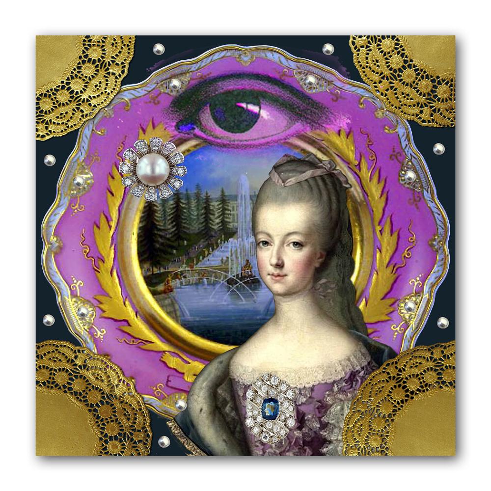 Marie Antoinette Purple Series