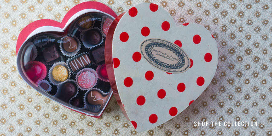 """Sweets for your Sweetie: """"Chocolates No. 2"""" Paperweight"""