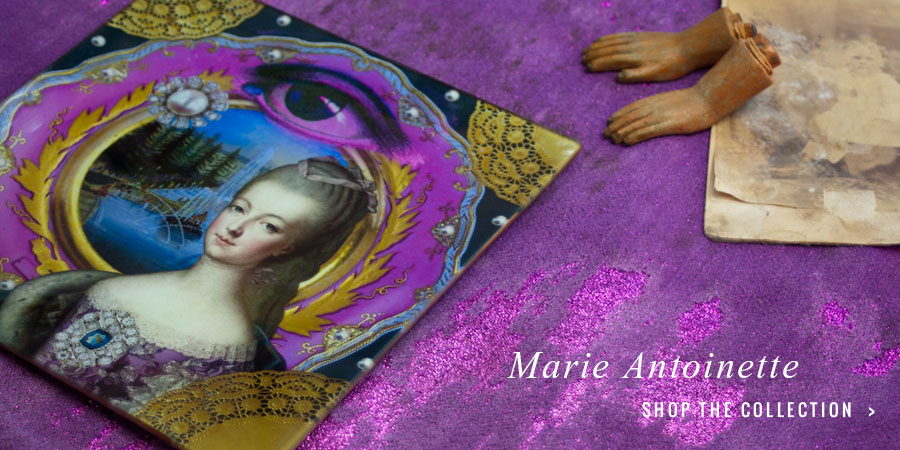 Marie Antoinette Purple Series