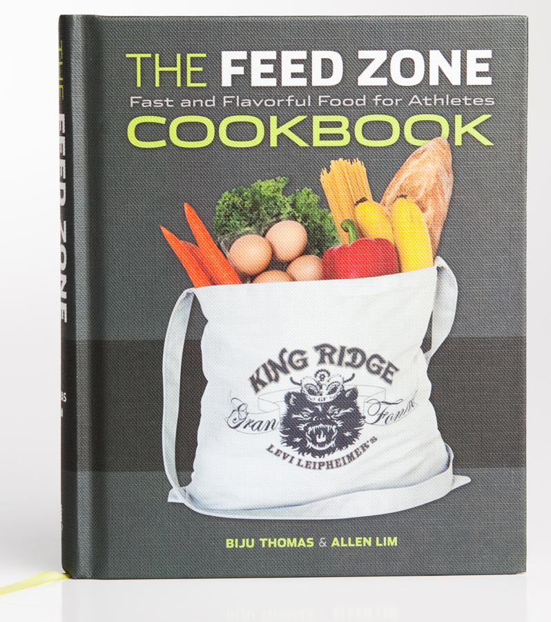 Astute readers will notice that many of the above recipes are from The Feed Zone Cookbook. It's a great resource for cyclists. Simple, easy to make recipes designed with the special needs of cyclists in mind