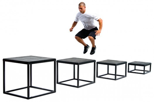 Plyometrics is a good way to help improve the power of explosive muscle contractions and to build bone density
