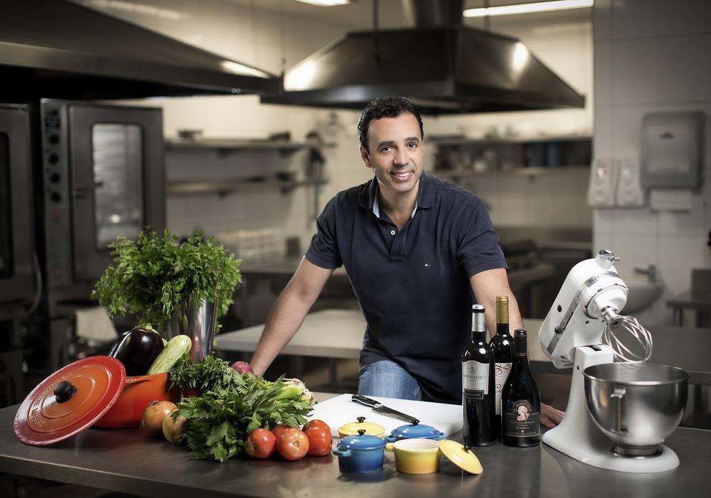 Eduardo Moreira - Restauranteur - Citron