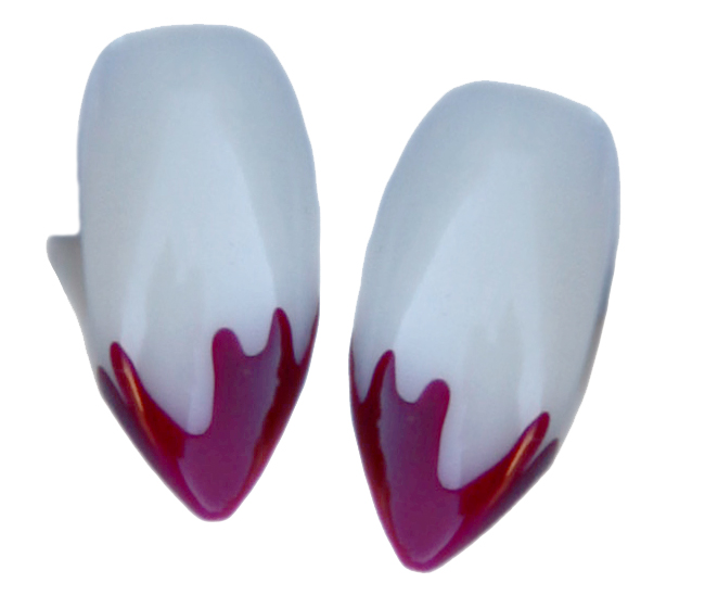 Classic Blood Tip Deluxe Custom Fangs (BTSK100)