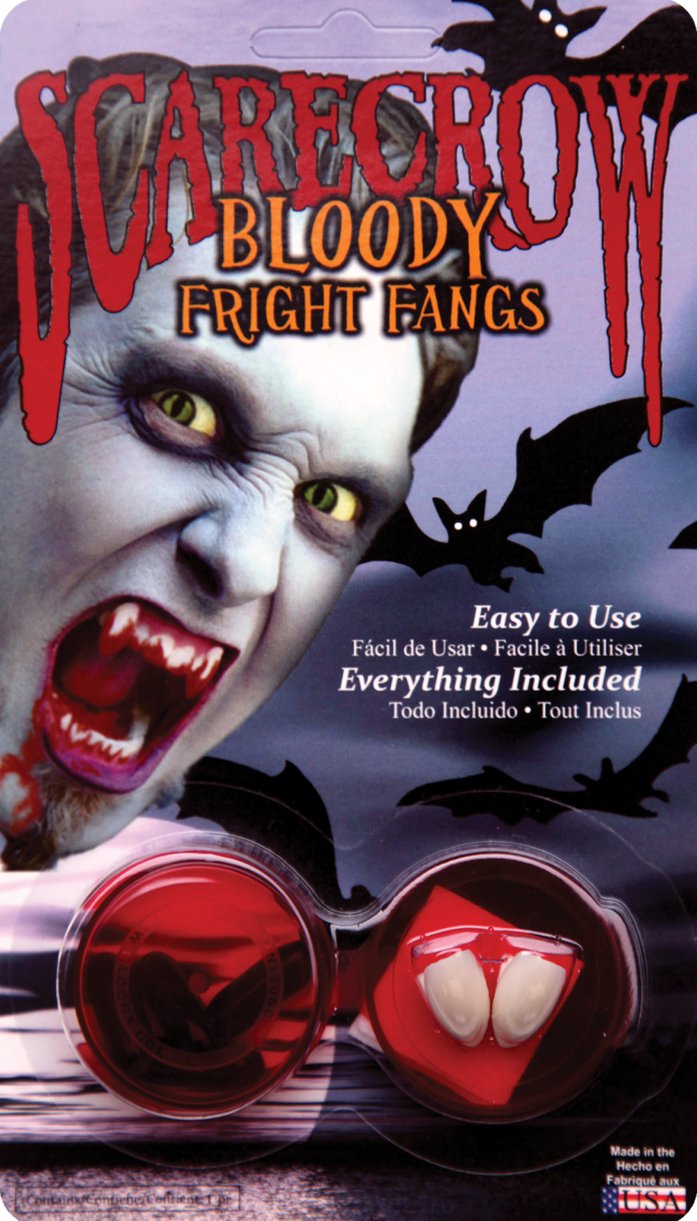 Bloody Fright Fangs (BEC103)