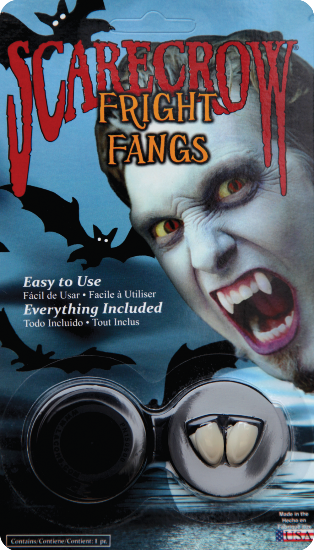 Fright Fangs (EC102)