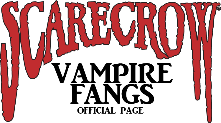 Instructions Scarecrow Vampire Fangs